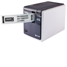 Brother PT-9800PCN Label Maker